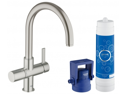 �������� ��������� Grohe 33249DC1 Blue (����������, C-�����), ���������� (33249DC1), ��� 1