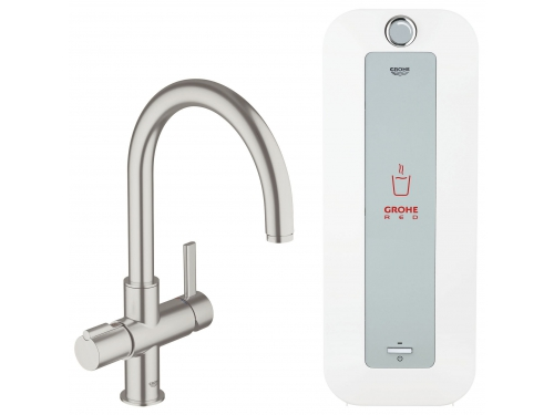 �������� ��������� Grohe 30079DC0 Red ������ 8 �, C-�����, �� ����������, ���������� (30079DC0), ��� 1