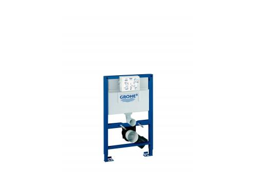 Система инсталляции для унитаза Grohe 38526000 Rapid SL (0,82 м) для монтажа перед стеной (38526000), вид 1