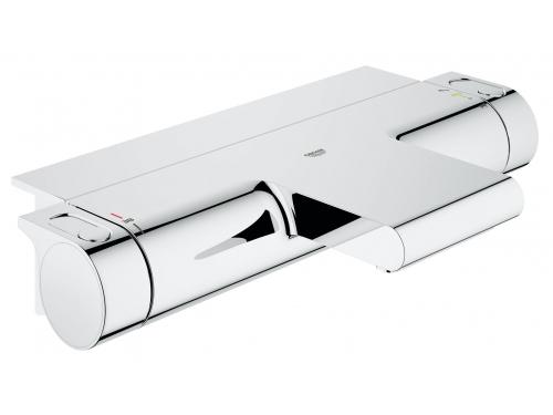 Термостат для ванны Grohe 34464001 Grohtherm 2000 с полочкой, хром, вид 1