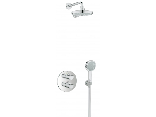 ��������� ��� ���� Grohe 34283001 Grohtherm 2000 � ������� ���������� (�� ������������ ����������), ����, ��� 1