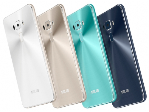 Смартфон Asus ZenFone 3 (ZE552KL-1A053RU) 4 ГБ / 64 ГБ черный, вид 8