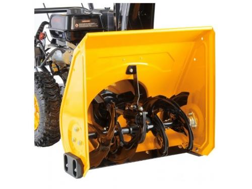 Снегоуборщик DENZEL SB 650 E 97602 бензиновый, вид 2