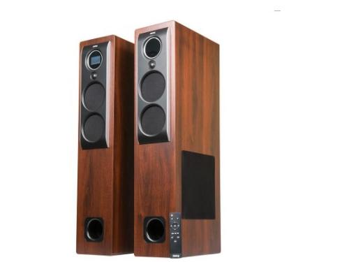 Компьютерная акустика DIALOG AP-2500, коричневая, вид 1