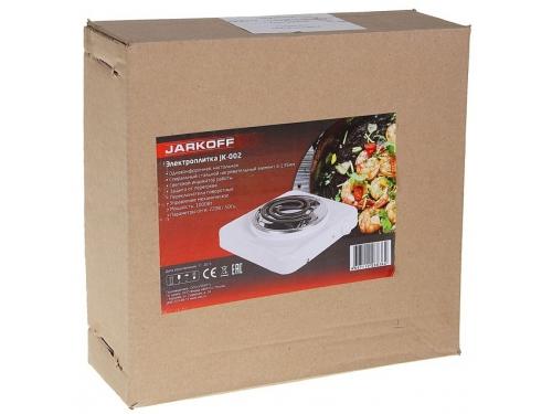 Мини-печь, ростер Jarkoff JK-002, белая, вид 4