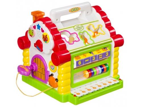 Развивающая игра Play Smart Расти малыш Теремок (сортер), вид 1