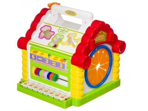 Развивающая игра Play Smart Расти малыш Теремок (сортер), вид 3