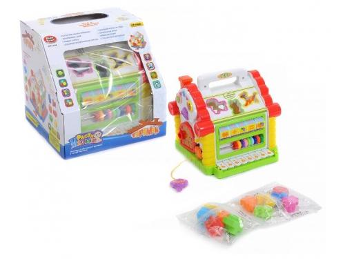 Развивающая игра Play Smart Расти малыш Теремок (сортер), вид 4