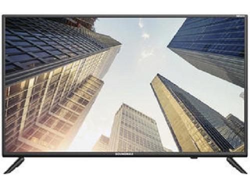 Телевизор SOUNDMAX SM-LED32M04S, черный, вид 1