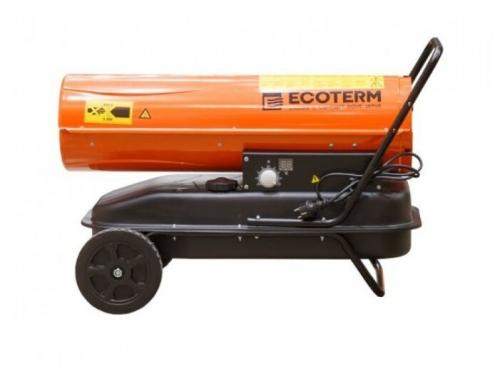 Тепловая пушка Ecoterm DHD-301W прямой, 30 кВт, вид 2