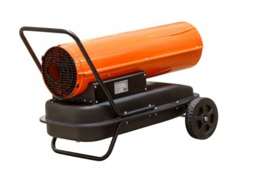 Тепловая пушка Ecoterm DHD-301W прямой, 30 кВт, вид 3