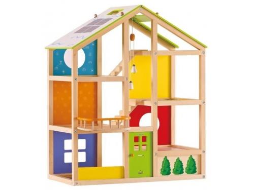 Аксессуар для кукол HAPE E3401_HP Дом для мини-кукол, вид 2