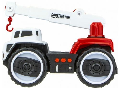 Игрушки для мальчиков Автокран 1 TOY Горстрой (Т16943) 20 см, вид 2