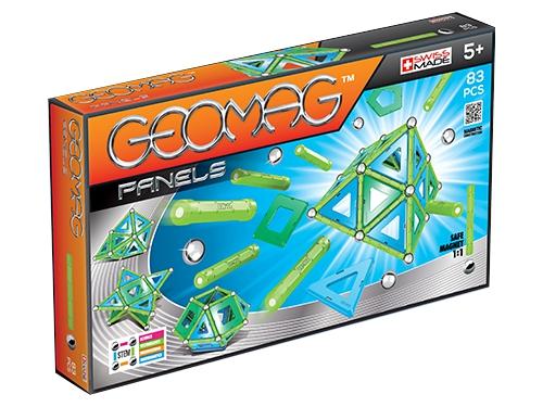 Конструктор GEOMAG 462 Panels 83 детали, вид 1