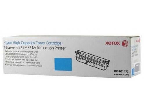Картридж Xerox 106R01473 для Phaser 6121MFP Cyan, вид 1