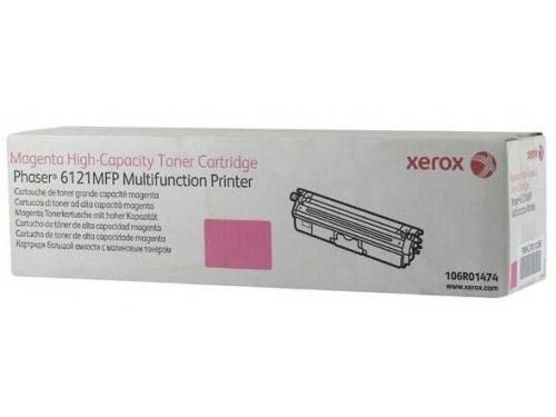 Картридж Xerox 106R01474 для Phaser 6121MFP Magenta, вид 1