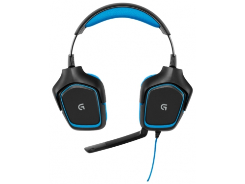 Гарнитура для ПК Logitech G430 Surround Sound Gaming Headset, вид 2