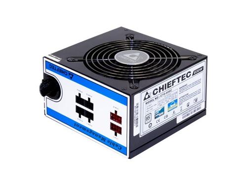 Блок питания Chieftec CTG-650C 650W, вид 1