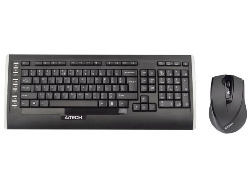 Комплект A4Tech 9300F Black USB, вид 1