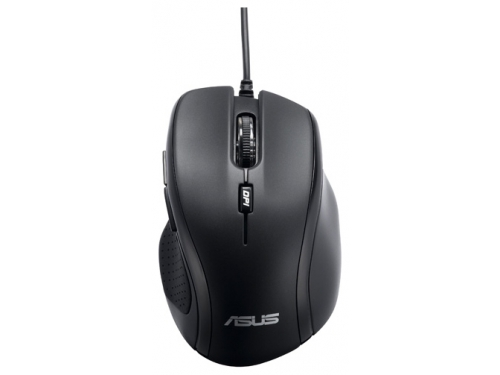 Мышка ASUS UX300 Optical Mouse Black USB, вид 3