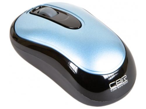 Мышь CBR CM 150 Blue USB, вид 1