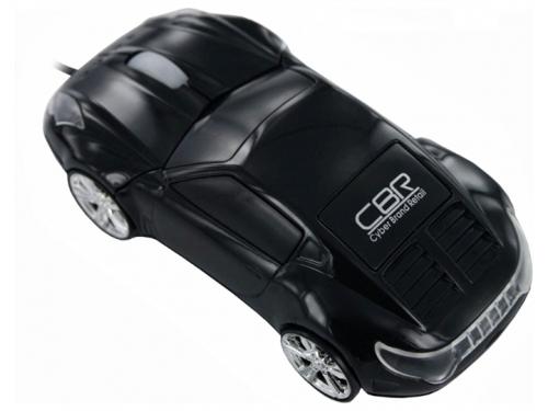 Мышка CBR MF 500 Lambo Black USB, вид 1