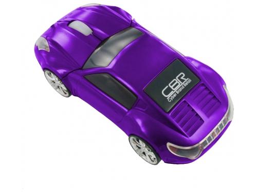 Мышка CBR MF 500 Lambo Purple USB, вид 1