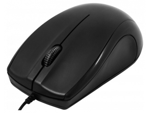 Мышка Defender Optimum MB-150 Black PS/2, вид 3