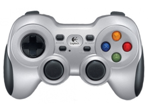 Геймпад Logitech Wireless Gamepad F710, вид 1