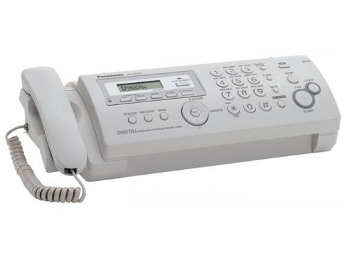 Факс Факс Panasonic KX-FP218RU, вид 1