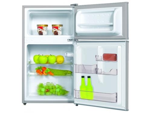 Холодильник DON R-91 M, металл, вид 2