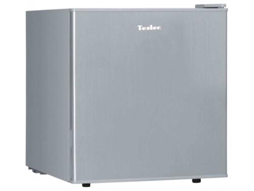 Холодильник Tesler RC-55, серебристый, вид 1