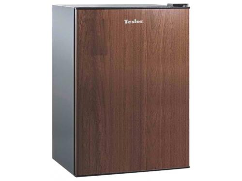 Холодильник Tesler RC-73, под дерево, вид 1