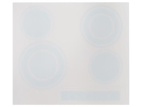 Варочная поверхность Kuppersberg FT6VS16 W, белая, вид 1