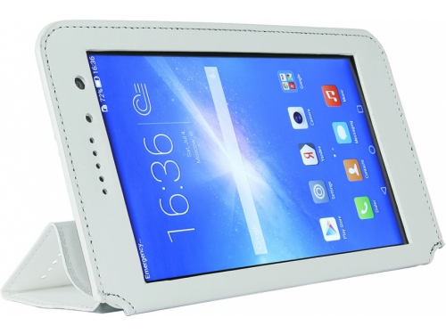 Чехол для планшета G-case Executive для Huawei MediaPad T1 7, белый, вид 2