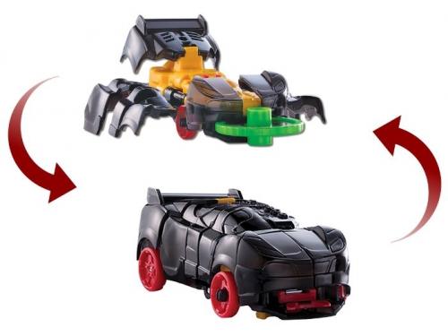 Игрушки для мальчиков РОСМЭН Дикие Скричеры. Линейка 1. Найтвивер 34820, вид 8