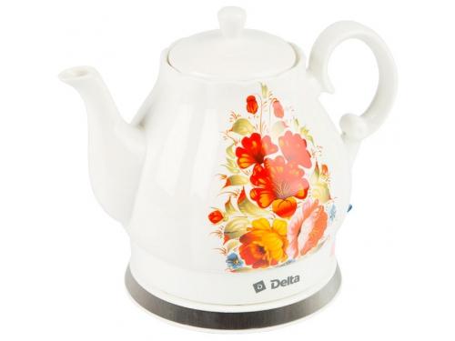 Чайник электрический DELTA DL-1235, вид 1