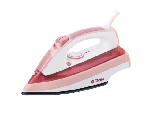 Утюг DELTA DL-414, светло-розовый, вид 1