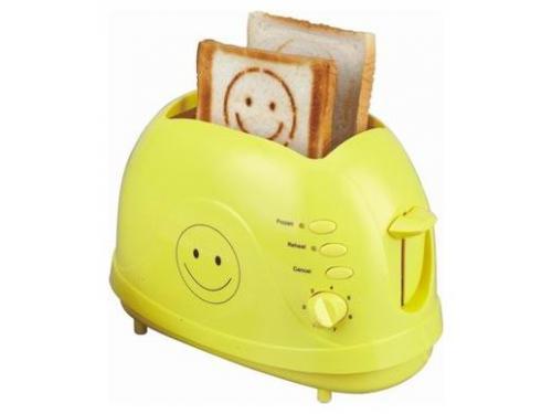 Тостер Irit IR 5103, желтый, вид 1