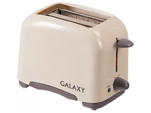 Тостер Galaxy GL 2901, бежевый, вид 1