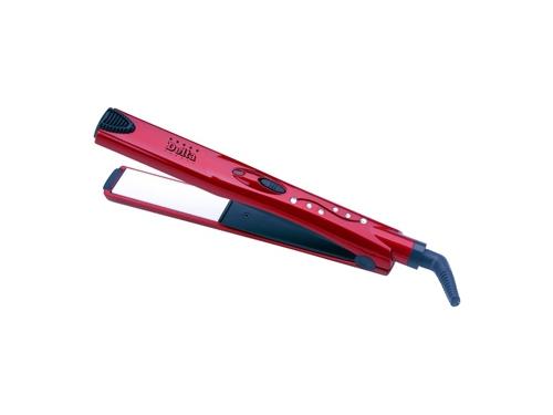 Фен / прибор для укладки Delta Щипцы для волос DL-0515, красные, вид 1