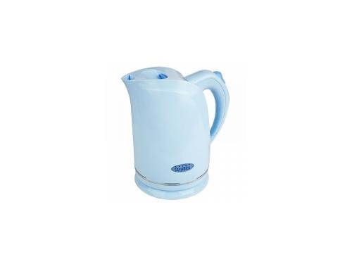 Чайник электрический Delta DL-1062 голубой, вид 1