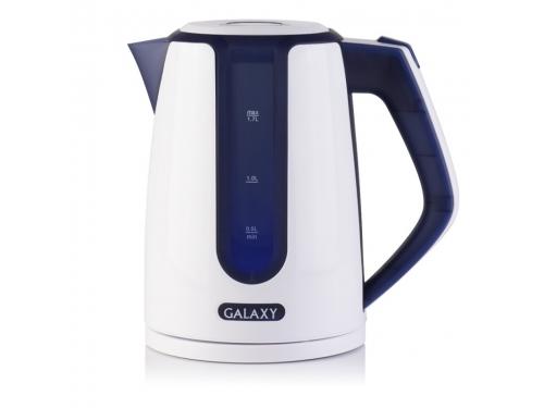 Чайник электрический Galaxy GL0207, синий К43307