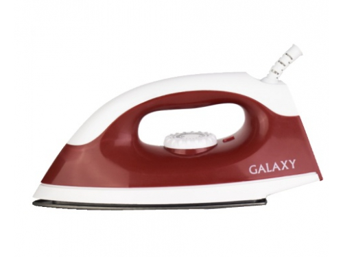 Утюг Galaxy GL 6126, красный, вид 1
