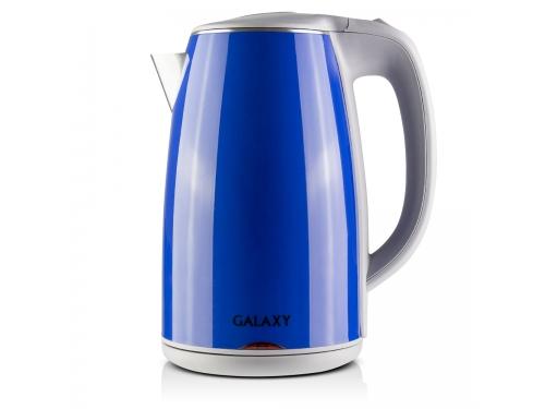 Чайник электрический Galaxy GL 0307, синий, вид 1