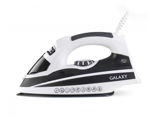 Утюг Galaxy GL6119, черный, вид 1