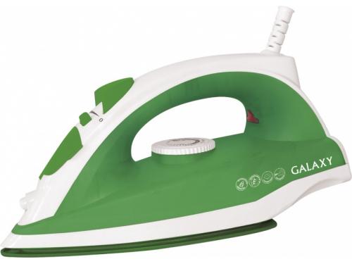 Утюг Galaxy GL6121, зеленый, вид 1