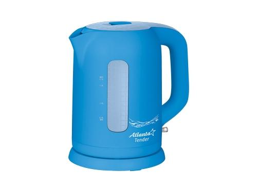 Чайник электрический Atlanta АTH-633 синий, вид 1