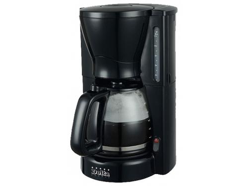 Кофеварка Delta DL-8143 черная, вид 1