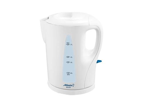 Чайник электрический Atlanta ATH 2301 (пластик), вид 1